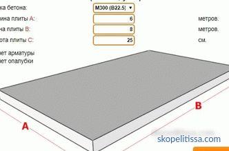 Häufig Monolithischer Deckenfundamentrechner, der die Dicke der QV29